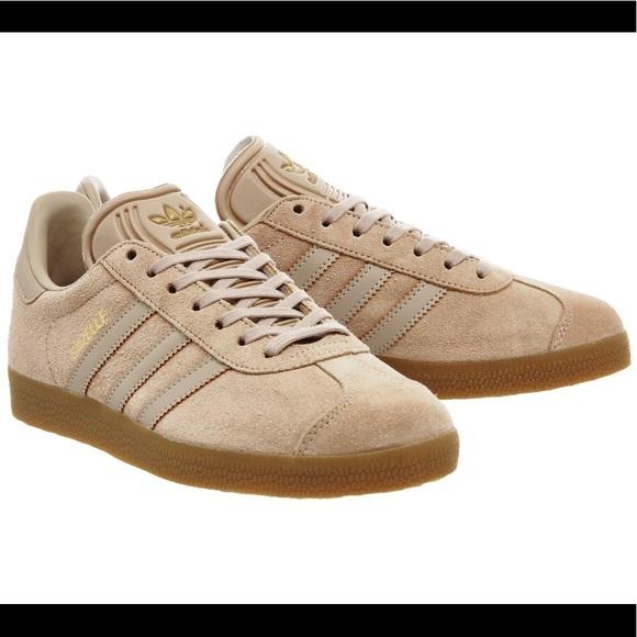 nouvelle arrivee 92a8c 2a3f4 Adidas Gazelle Clay Brown Gum Sneakers